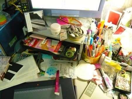 惱人的書桌-這是什麼????大集合