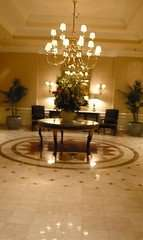 the sutton place hotel lobby