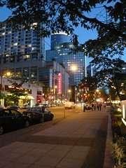 溫哥華街景