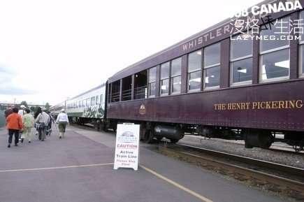 非常復古的火車