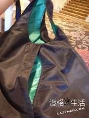 我在ZARA買的大購物包