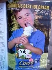在惠斯勒有看到的ice cream
