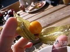吃起來像橘å