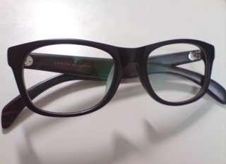 我的新眼鏡