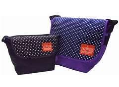 楷楷在日本幫我買的曼哈頓包--黑色沒買到 紫色也不賴