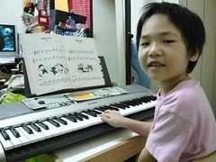 我有電子琴啦