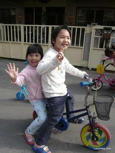 20090208-我會放手騎車了