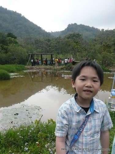 桃米生態村