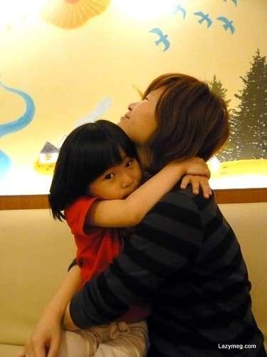 我要愛的抱抱