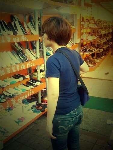超'想買鞋 但今年的便宜貨似乎吸引不了我 (嘆)
